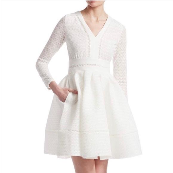 Maje Dresses & Skirts - Maje Rossignol Lace dress Maje sz 2 (US4-6)